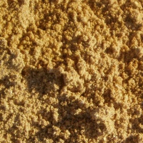 немытый песок