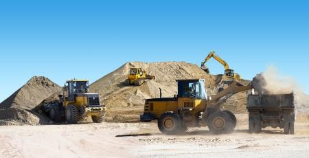 немытый песок в Коркино