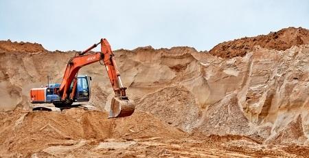 строительный песок в Коркино