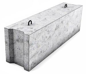 фундаментный блок ФБС 6-3-3