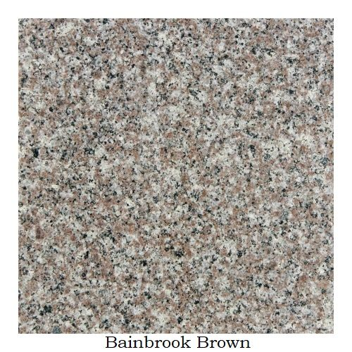 Бейн Брук Браун гранит «Bainbrook Brown»