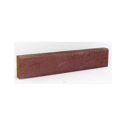 Бордюр тротуарный 1000х200х80 коричневый