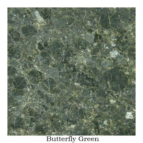 Butterfly Green гранит