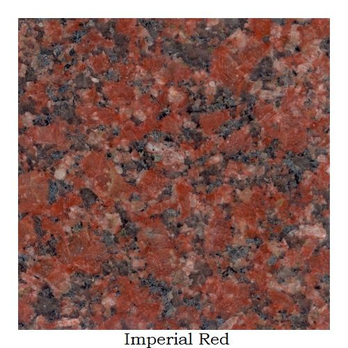 Imperial Red гранит