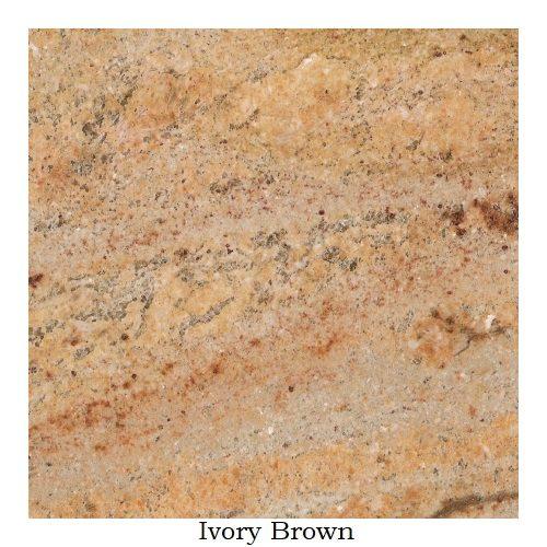 Ivory Brown гранит