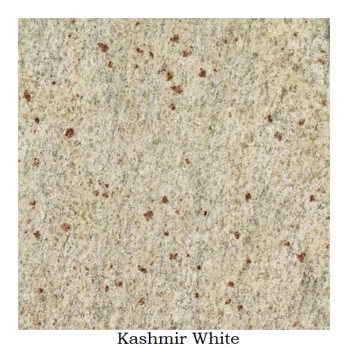 Кашмир Вайт гранит «Kashmir White»