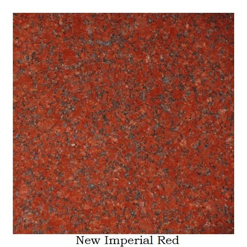 Нью Империал Ред гранит «New Imperial Red»