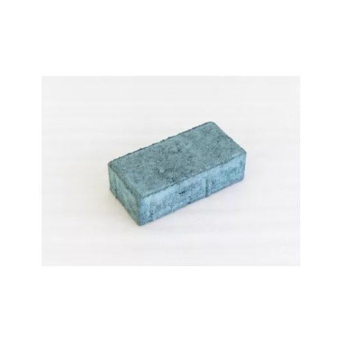 Плитка тротуарная Кирпич синяя