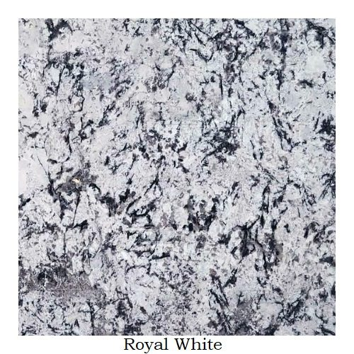 Роял Вайт гранит «Royal White»