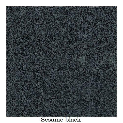 Sesame black гранит