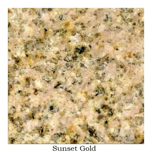 Сансет Голд гранит «Sunset Gold»