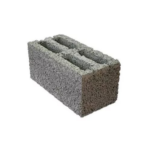 керамзитобетонный блок М 75